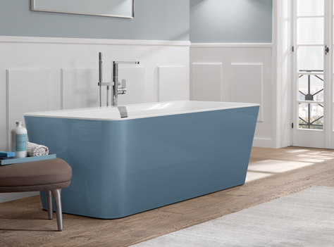 Squaro Edge 12 bathtub, Ocean
